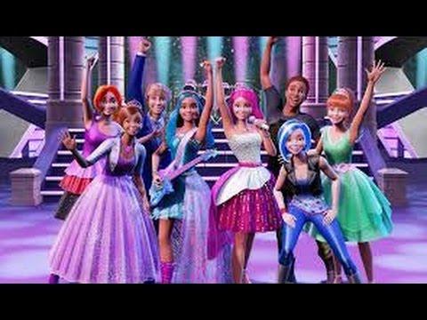 Barbie   Prenses ve Rock Star  Türkçe Dublaj izle