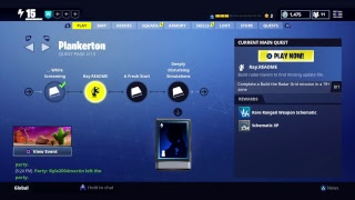 Fortnite save the world giveaway  GFS CROSSY