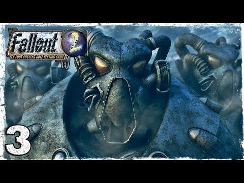 Смотреть прохождение игры Fallout 2. Серия 3 - Клэмат: Городские слухи, новые друзья и враги.