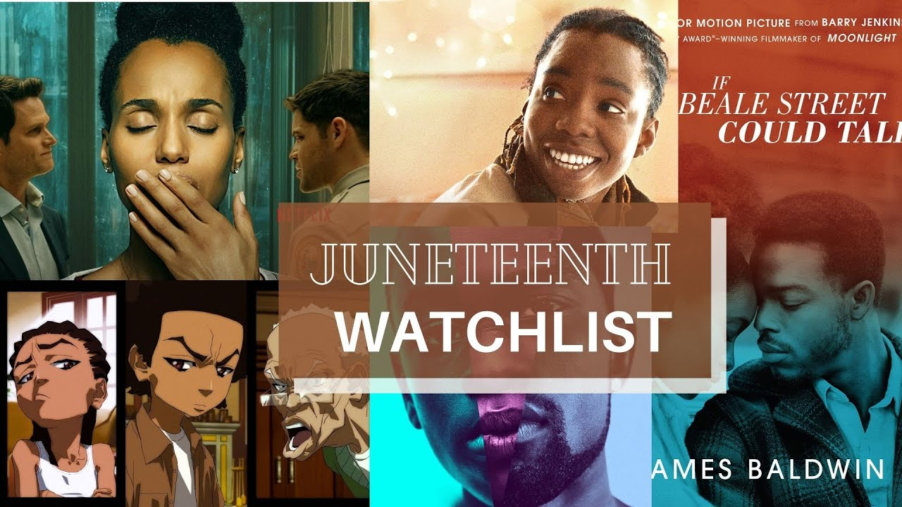 Our Juneteenth Watchlist | Coog Cinema Reviews