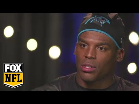 Cam Newton evolving as a QB and a man - UNCUT