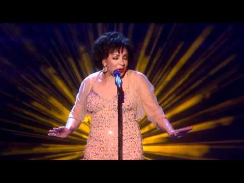 Dame Shirley Bassey Gold Finger Classical Brit Awards 2011 in tribute to John Barry