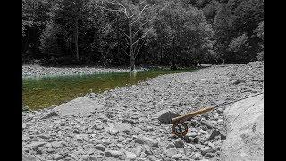 週末は渓に行こう 2018 7 27  山梨の山岳渓流釣行