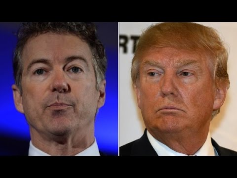 Rand Paul: Maybe Trump will show up in Democratic debate