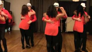 Toronto Dance Salsa Kizomba Performance Class Summer 2014