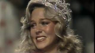 Miss Universe 1980 is CROWNED