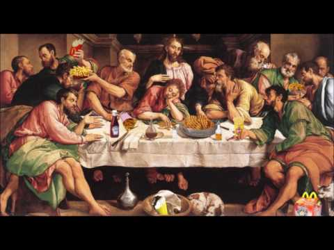 The Last Supper- Apostles (cover) with lyrics