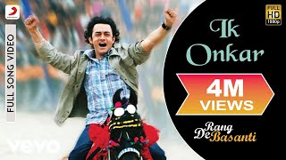 A.R. Rahman - Ik Onkar Best Video|Rang De Basanti|Aamir Khan|Siddharth|Harshdeep Kaur