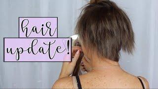 HAIR UPDATE!