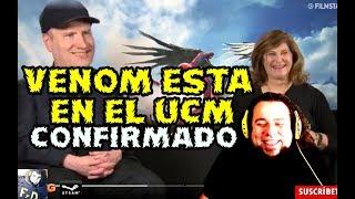 VENOM EN SPIDERMAN HOMECOMING - AMY PASCAL CONFIRMA QUE ESTAN EN EL UCM - KEVIN FEIGE QUIERE MATARLA