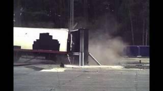 Frontier Pitts Anti Terrorist PAS68 HVM Impact tested Terra V Gate