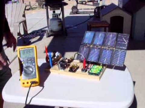Solar Energy Science Project Kit V4
