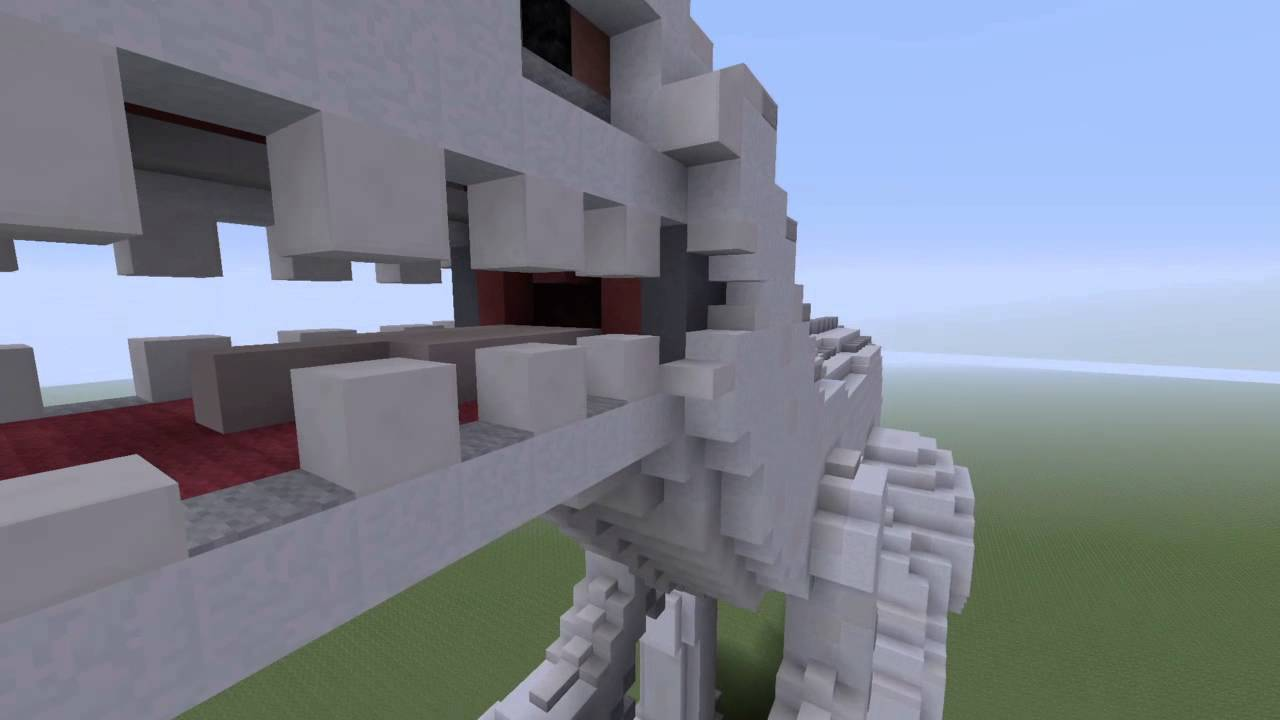 Mod Minecraft Mega Build
