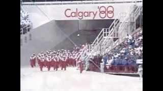 Calgary 1988 Olympic Winter Games