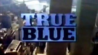 True Blue 1990 NBC TV SERIES EP3 Blue Monday