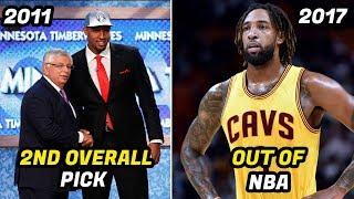 What Happened to Derrick Williams' NBA Career?