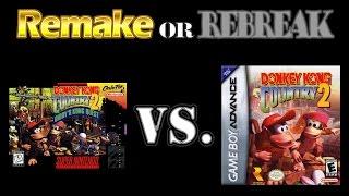 ROR: Donkey Kong Country 2 Diddy