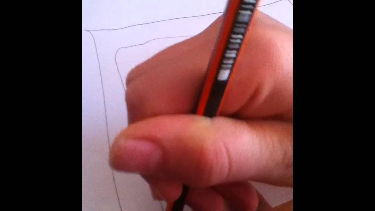 3d Tor Zeichnen