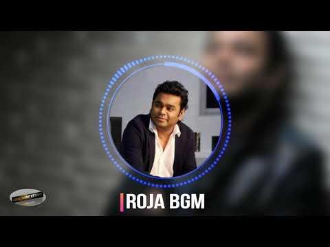 A.R Pudhu Vellai Malai - Roja Movie BGM -HD
