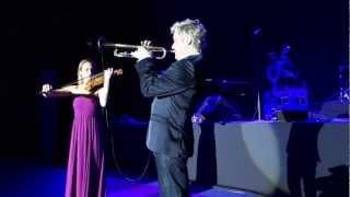 Chris Botti concert in Poznan, Poland on 15.03.2013 - Emmanu...