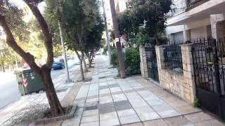 Греция, Салоники, Каламарья.(Район города., 2015-09-20T23:03:43.000Z)