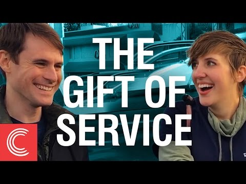 Studio C Vlog: The Gift of Service for Christmas