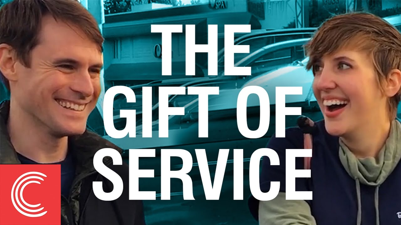 studio c vlog the gift of service for christmas youtube - The Christmas Gift Movie Cast