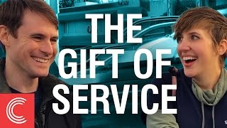 Studio C Vlog: The Gift of Service for Christmas(Studio C Vlog: The Gift of Service for Christmas. This video is special and different than usual—in a totally good way! To celebrate the Christmas season, Studio ..., 2016-12-23T23:00:02.000Z)