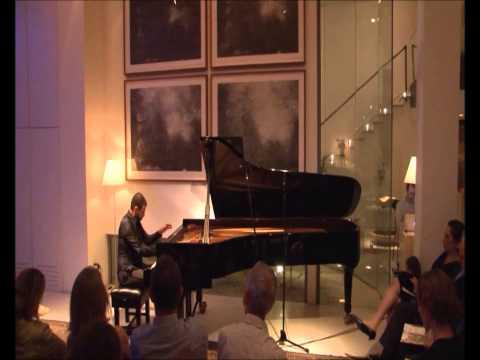 Elisha Abas - Chopin Nocturne in C sharp minor Op. posth