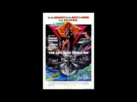The Spy Who Loved Me  Soundtrack - gunbarrel theme
