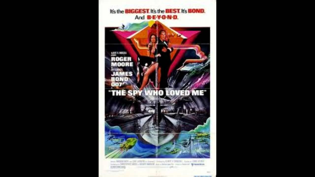 The Spy Who Loved Me Soundtrack - gunbarrel theme - YouTubeThe Spy Who Loved Me Soundtrack