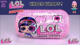 LOL Under Wraps Surprise DOLLS EYE SPY NEW Toy Unboxing Girls Fun Review