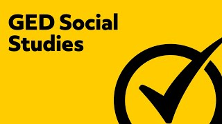 GED Social Studies [2018] Study Guide