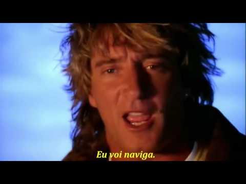 Rod Stewart - Rhythm of my heart(tradus în română)