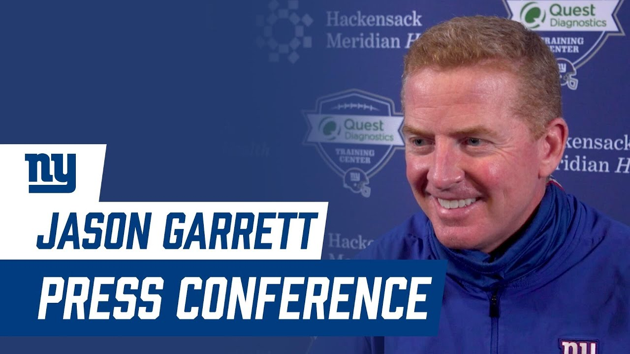 Jason Garrett: Offense Moving Forward Without Saquon | New York Giants