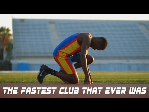 The Fastest Club That Ever Was