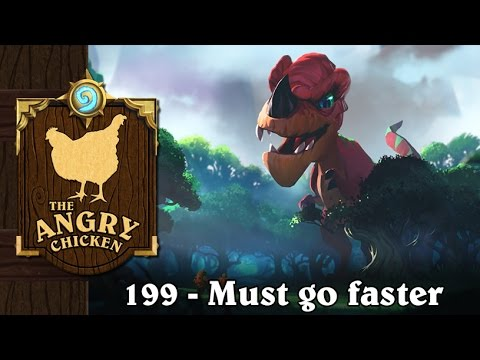 "#199 - The Angry Chicken: ""Must go faster"""