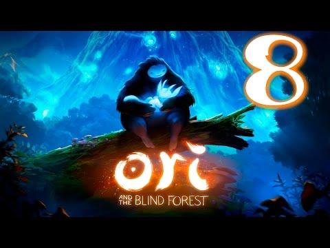 Ori And The Blind Forest | Capitulo 8: MONTE HORU | PC Gameplay Español