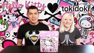 Tokidoki Hello Kitty Frenzies Full Case Opening - Part 1