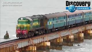 MOST DANGEROUS and EXTREME RAILWAYS in the World    episode 2    discovery channel in hindi