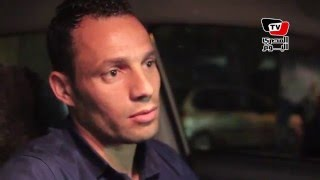 حسام باولو: «أنا في الملعب ٢٢ سنة.. ونفسي أخد فرصتي زي غيري»