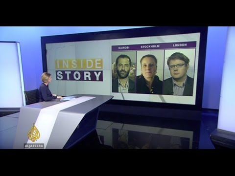 Aude Fleurant on the arms industry - Inside Story (Al Jazeera)
