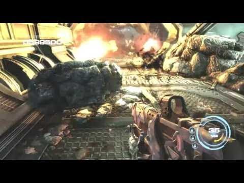 Alien Rage - Unlimited, Infiltration, Playthrough |