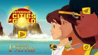 """The Mysterious Cities of Gold (太陽の子エステバン Taiyō no ko Esuteban, """"Esteban, Child of the Sun""""; French: Les Mystérieuses Cités d'or), is a ..."""