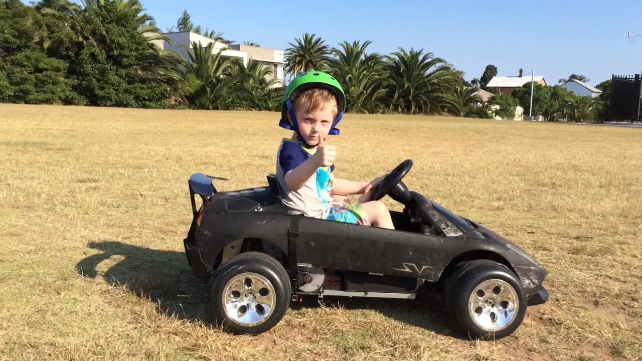 24v Power Wheels Lamborghini Best Electric Cars For Kids 2017