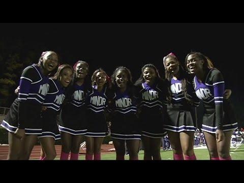 Cheerleaders of the Week: Minor High School