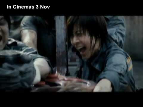 Ha Ji Won 何智苑 - SECTOR 7 (3D)  In Cinemas 3 Nov