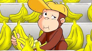 Jorge el Curioso en Español 🐵Jorge el Tendero 🐵 Mono Jorge | Caricaturas para Niños