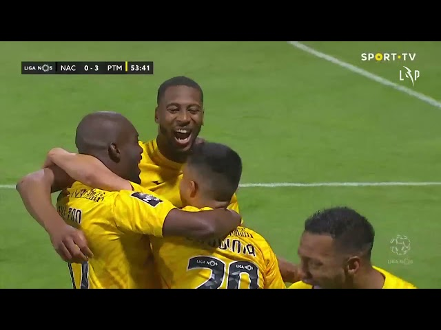 Goal | Golo Beto: CD Nacional 0-(3) Portimonense (Liga 20/21 #25)