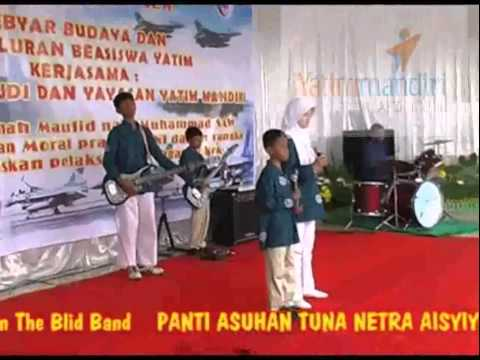 ▶ Band Anak Tuna Netra Aisyiyah Ponorogo   YouTube 720p